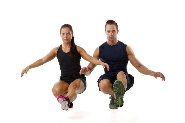 建構下肢運動能力的5個基本動作
