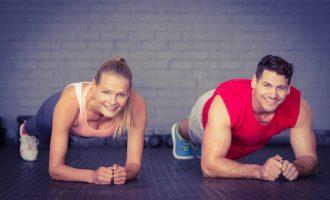 增強核心肌力 啟動全身的發電廠