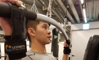 重量訓練輔具開箱—LEXPORTS專業重量訓練健身拉力帶 PRO專業版