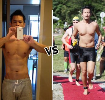 My Body Transformation—讀者「Young Ko」的健身故事