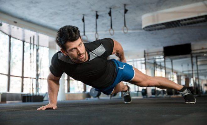 燃脂效果再升級 胸肌高強度間歇訓練組
