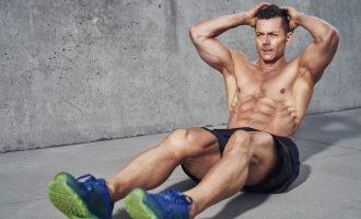減少腹部脂肪 高強度間歇訓練入門組