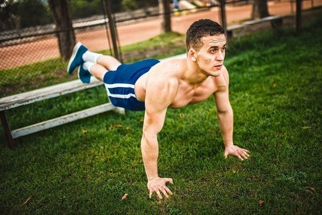 如何用「徒手」運動安排有效的「減脂」訓練