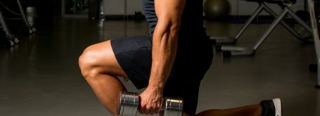 訓練下半身,不要忘記單腳動作