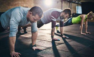 強度、效率與張力:4分鐘核心訓練